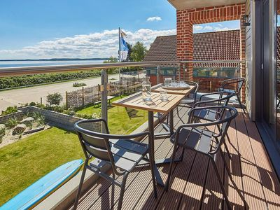 Photo for Deluxe Sea View / Balcony Double Room - Baltic Sea Beach House Holnis