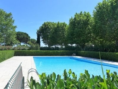 Photo for 2 bedroom Apartment, sleeps 6 in La Grande-Motte with Pool and WiFi