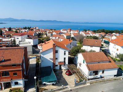 Photo for Apartment in Zadar - Diklo (Zadar), capacity 4+0