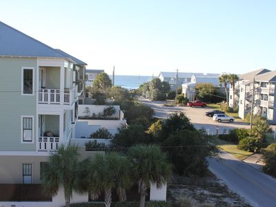 Photo for Oceanview Beach House W/pool - Walk To The Beach  - Located Next To Rosemary