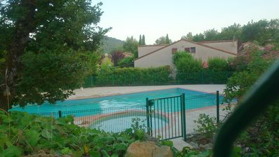 Photo for SMALL HOUSE IN PROVENCE 4 BEDS TERRACE