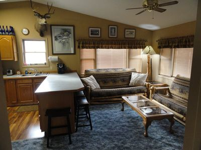 """Photo for """"Valley View Chalet"""", Newly Renovated, Clean, Modern & Best Value In Area."""