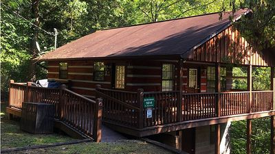 Photo for 1Br Cabin Located Perfectly between Pigeon Forge and Gatlinburg