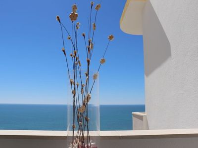 Photo for LUXURY APARTMENT VISTA PANORAMICA WITH MAGNIFICENT SEA VIEWS SEASIDE