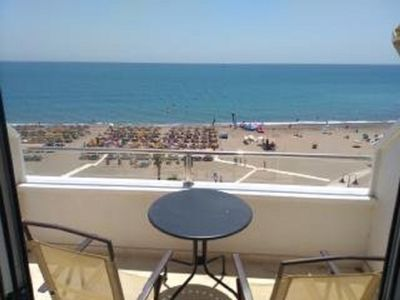 Photo for APARTMENT WITH THE SEA IN THE TERRACE