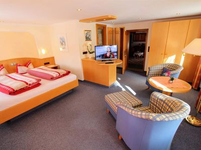 Photo for Double room with shower, WC, No. 1 - Gatterhof - Family Malzer