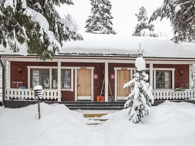 Photo for Vacation home Kitkajoen lomatuvat, ahven in Kuusamo - 6 persons, 1 bedrooms