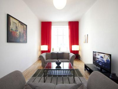 Photo for Wenceslas Attic V apartment in Nove Mesto with WiFi & lift.