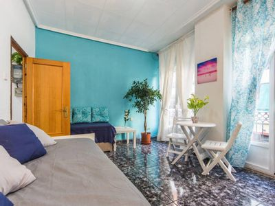 Photo for ❤ Your home in Valencia with WIFI ❤