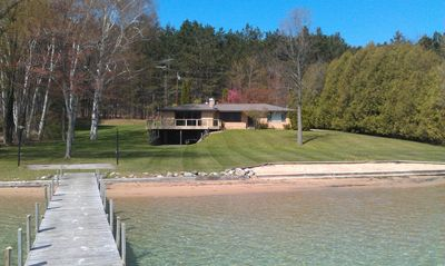 Photo for Beautiful Walloon Lake Rental Home (25% price reduction on openings next month)