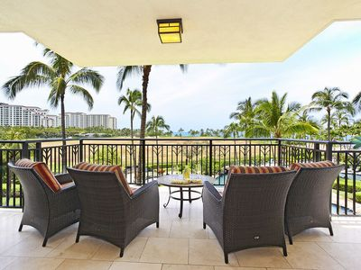 Photo for East Facing Condo Overlooking the Pool and Ocean (B301)