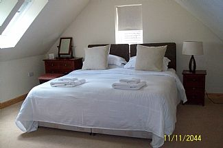 Photo for Spacious 5 star holiday Cottage set on a quiet pony farm in the  Wye valley
