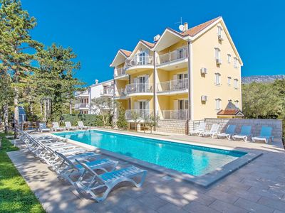 Photo for Apartments Ljiljana, (14451), Jadranovo, crikvenica riviera, Croatia