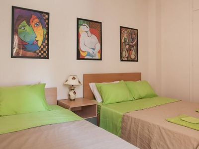Photo for Cozy Flat in Heart of Acropolis