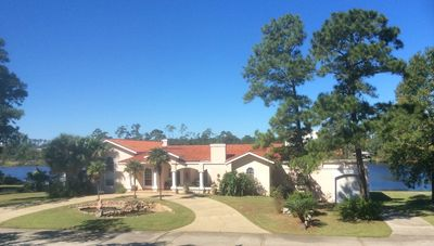 Photo for Luxury Waterfront Home On Scenic Bayou. 25 minutes from N.O.
