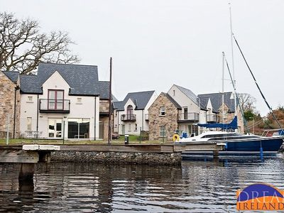 Photo for 3 bedroom house on the shores of Lough Derg