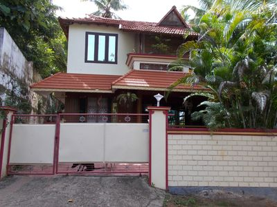 Exterior of property