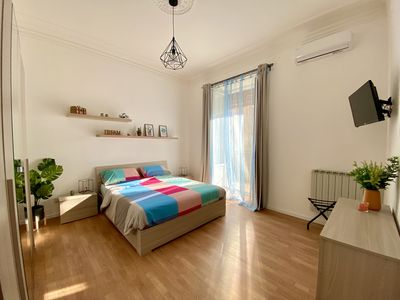 """Photo for NEW apartment in the CENTER / 5 min from METRO """"Borgo"""""""