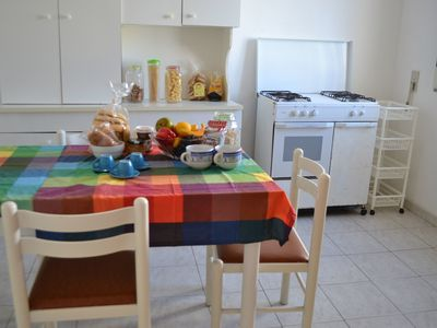 Photo for Central Apartment Only a Few Meters from the Beach and with Balcony; Pets Allowed
