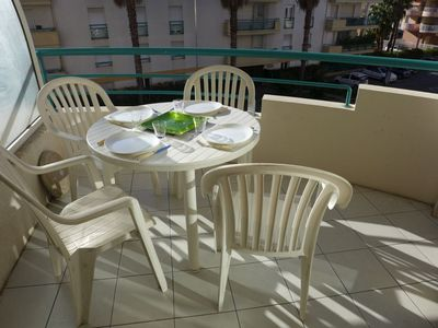 Photo for Apartment 486 m from the center of Fréjus with Lift, Parking, Internet, Pool (634933)