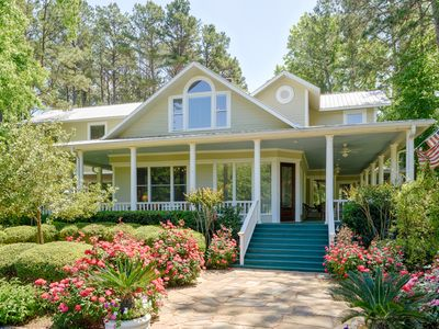 Photo for Family Reunion, Retreat, Couples Weekend - an Entire East Texas Luxury Compound