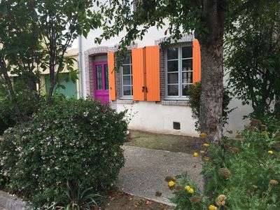 Photo for BETWEEN SENSE AND JOIGNY VILLAGE HOUSE FURNISHED HIGH END 6 PEOPLE
