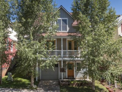Photo for Big Sky House: Mt. Crested Butte Pitchfork Home! Close to mountain shuttle.