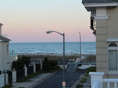 Photo for 3rd House from Beach.- Ocean Breeze and Views-  Large AC Beachhouse!