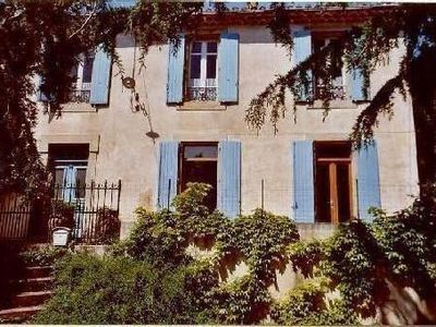Photo for The charm and quiet of a house in the Languedoc