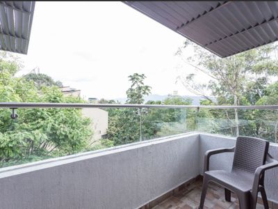 Photo for Poblado Centric and Large Two Floor Apartment.