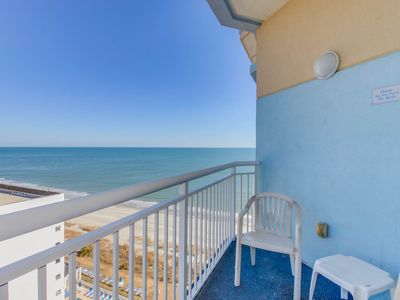 Photo for Family friendly ocean view condo with awesome indoor water amenities