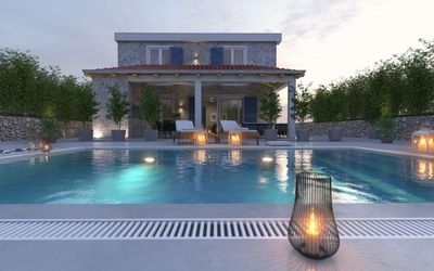 Photo for Holiday house Zdrelac for 8 - 10 persons with 4 bedrooms - Holiday house
