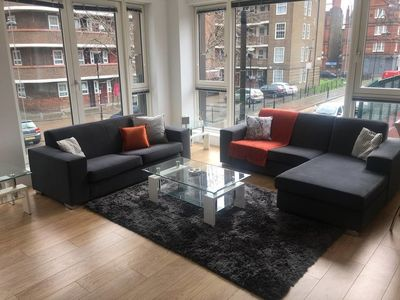 Photo for Duplex 2 bed 2 bath apartment nr Shoreditch