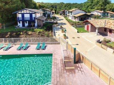 Photo for St Jean de Luz - Urrugne Villa 4 bedrooms / 8 people swimming pool