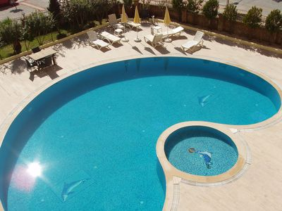Photo for Quality Apartment With Pool And Sea Views