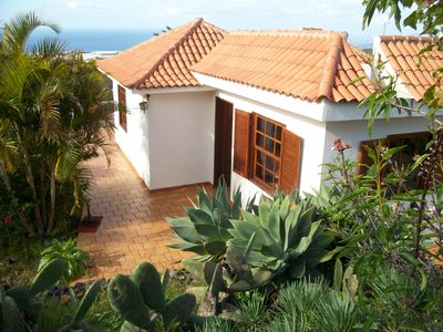 Photo for Detached house with large garden and sea view Los LIanos within walking distance