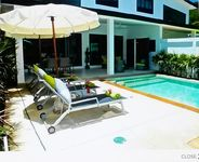 Very cozy, spacious villa, located in a quiet, equipped corner of the island. Ideal for a measured,