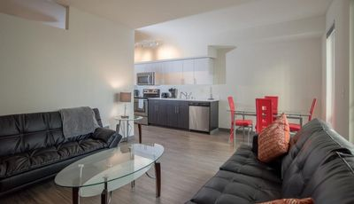 Photo for Modern Suites Walk to Pioneer Square - One Bedroom Apartment