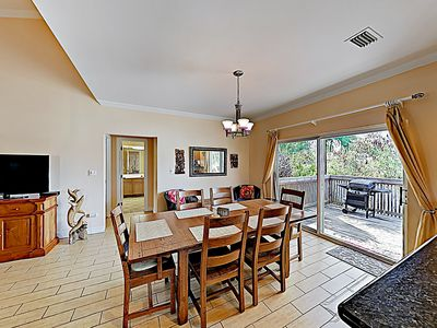 Dining Area - Your TurnKey rental combines the amenities of a boutique hotel with the comforts and privacy of your own home.