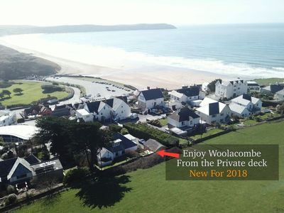 Photo for 1BR Apartment Vacation Rental in Woolacombe, Devon