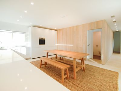Photo for bright open luxurious high-end minimalist design - virtual tour on slide 3