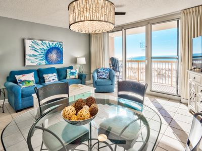 Photo for Spectacular Views from 2nd floor Ocean Front Condo with Recent Updates