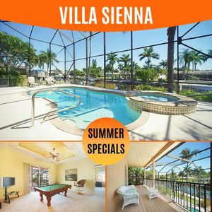 Photo for 41% OFF! -SWFL Rentals - Villa Sienna - Exquisite Home with Breathtaking Views - Minutes to the Gulf