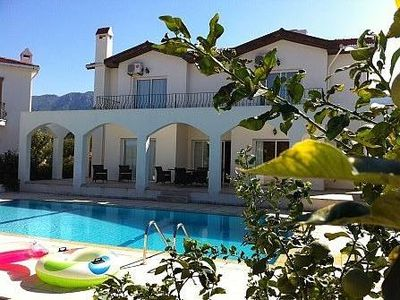 Photo for Holiday 4 Bedroom Home /Private Pool, Mountain/Sea Views, Sleeps 8