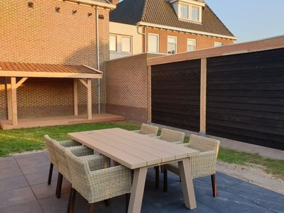 Photo for Exquisite Holiday Home In De Cocksdorp With Private Terrace