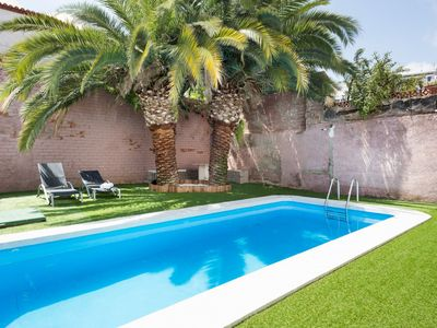 Photo for Villa Tassis, cozy villa with 5 apartments, outdoor pool with capacity for groups- Pet Friendly by GLOBALSITGES