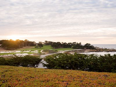 Photo for Cypress Point Golf, Ocean Sunset View, Single Level  with 6 Bedrooms, 3.5 Bath