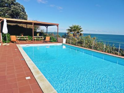 Photo for Pipa Villa With Amazing Sea View And Natural Salt Water Swimming Pool