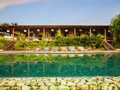 Photo for Bah061 - Stunning villa with sea view in Trancoso