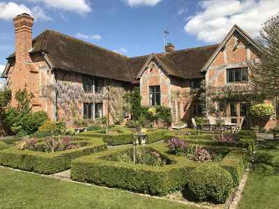 Photo for Quintessentially English Country House, close to London, Windsor, Ascot